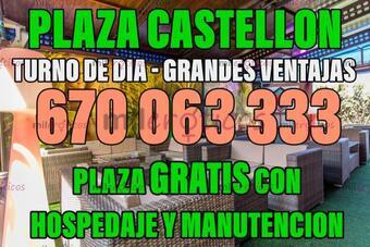 Foto de PLAZA PARA TODO EL AÑO EN CASTELLON ALTO STANDING MUCHO TRABAJO VIP 24H